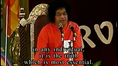 Sathya Sai Baba youth conference