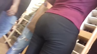 Indian Girl IN Tight Jeans, Ass Butt,,