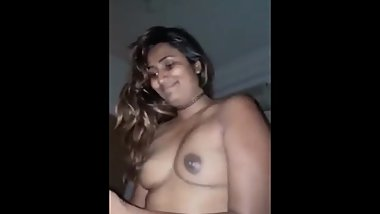 Indian pornstar Swati Naidu having fun with her client