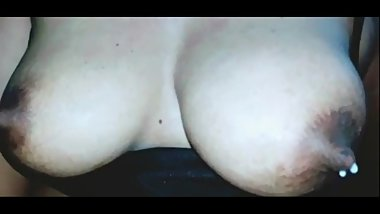 Wanna taste my Boob MILK ? thick milk