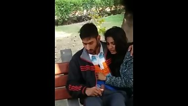 Indian sexy couple Fucking in the public park