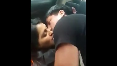 Ellie Fucked in Car with bf watching and recording