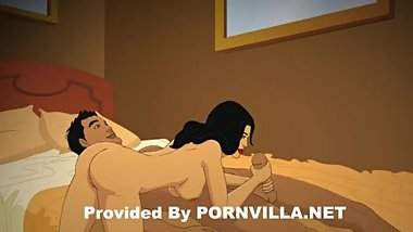 Sexy Indian Cartoon Porn Movie