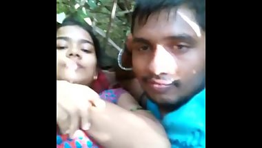 Desi Sex - Devar Fucking Bhabhi in Outdoor