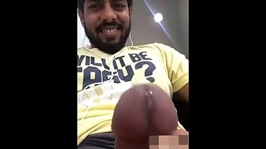 indian man horny jerk off 4