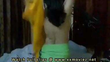 Indian Private university girl sucks and fuck her