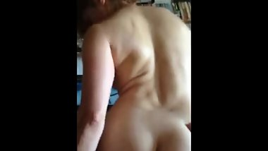 Desi wife riding cock