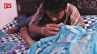 Devar and sexy bhabhi hot romance