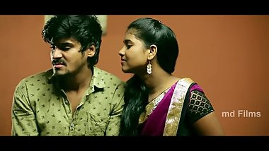 Teenage Lovers Hot Romance In Friends House - Telugu Hot Short Films