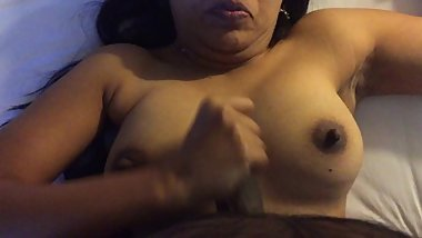 Desi hot indian wife Rupa gives dedicated blowjob to her bf - 2.mov