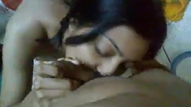 Indian Crazy and super hot Gf making her bf happy