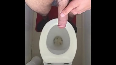 Indian Teen pissing