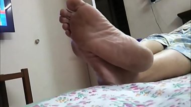 feet of mature indian goddess 14