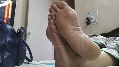 Feet of Mature Indian GODDESS 7
