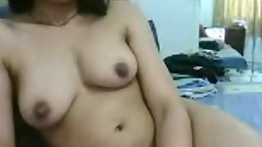 Nude Indian in mood