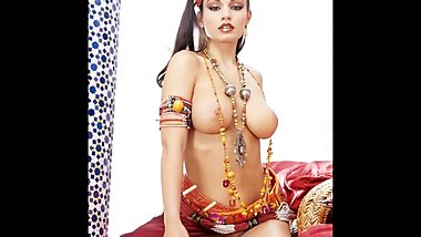 Indian Tits - Aria Giovanni